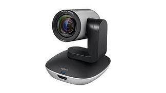 The logitech GROUP is one of the most popular meeting room cameras
