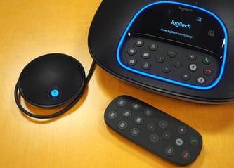 Logitech speaker set